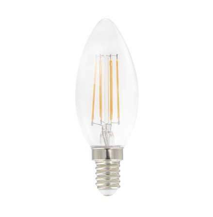 Airam Filament LED Kron 3-step dim E14 4,5W